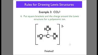 Chemical Bonding 3A- HL - Lewis Structures