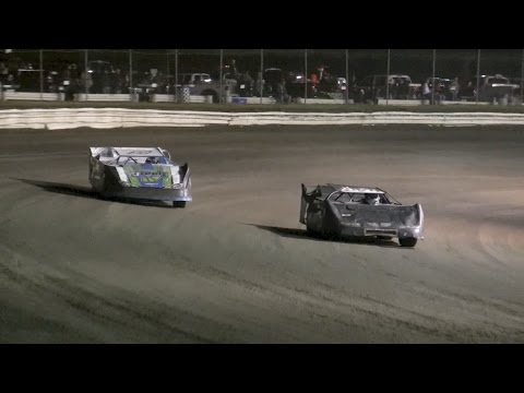 Limited Late Models - Volusia Speedway Park 12-10-16