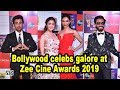 Bollywood celebs galore at Zee Cine Awards 2019