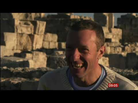 Chris Martin COLDPLAY Everyday Life album interview 21/11/2019