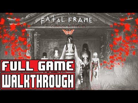 FATAL FRAME 2 FULL GAME Walkthrough - No Commentary