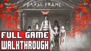 FATAL FRAME 2 FULL GAME Walkthrough - No Commentary