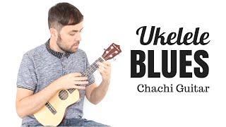 ukelele blues acordes y rasgueos