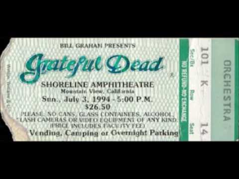 Grateful Dead - Eyes Of The World_Fire On The Mountain_Box Of Rain 7-3-94