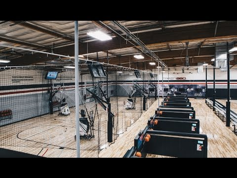 A Look at Shoot 360, the Most Innovative Basketball Training Facility Ever
