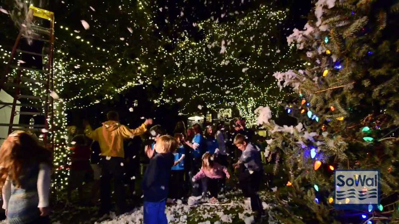 Holiday Events With At Rosemary Beach Florida