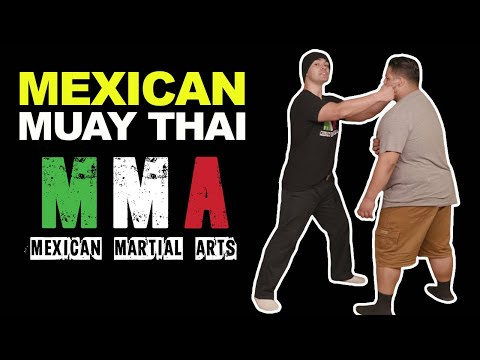 Mexican Muay Thai