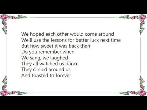 Gladys Knight - Rose Bouquet Lyrics