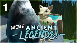 An Icy Adventure Begins! | Niche Let's Play • Ancient Legends - Episode 1