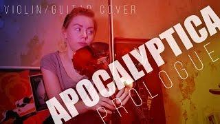 Apocalyptica - Prologue (violin/guitar cover)
