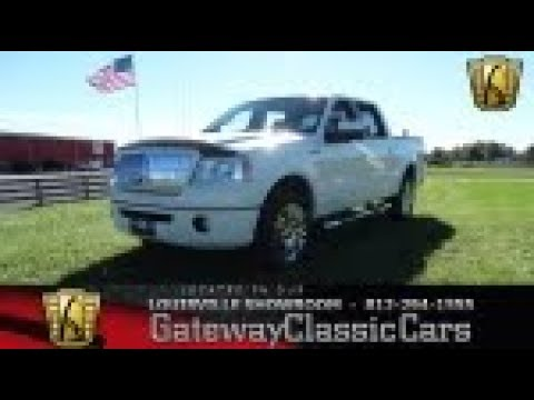 2007 Lincoln LT - Louisville Showroom - Stock # 1986