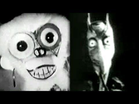 7 Eerily Disturbing Old Cartoons & Animations | Blameitonjorge