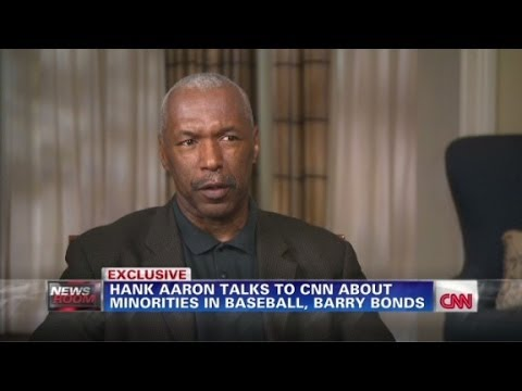 ESPN First Take- Hank Aaron says Jackie Robinson would be disappointed  4/9/14 (Sports)