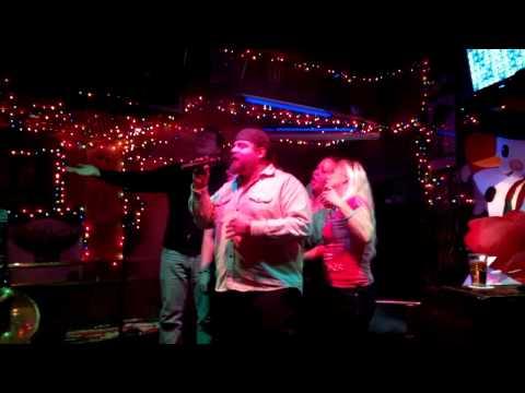 Journey - open arms- karaoke