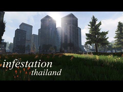 Infestation Thailand  แก๊งลูกหมี
