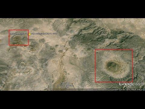 5/14/2015 -- Dormant Volcano at North Mexico / Texas border hit by 4.0M earthquake