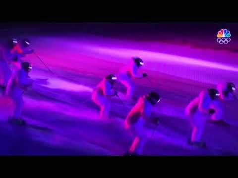 Starlight Drone Show - 2018 Winter Olympics