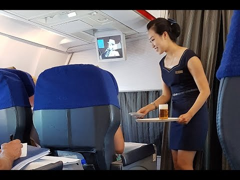 Is Air Koryo really 1 Star Worst Airline? Business Class Review Beijing to Pyongyang Tu-204