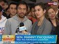 BT: Panayam kay Sen. Manny Pacquiao