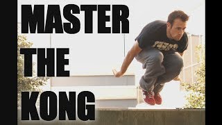 Master The Kong Vault | Parkour Progressions