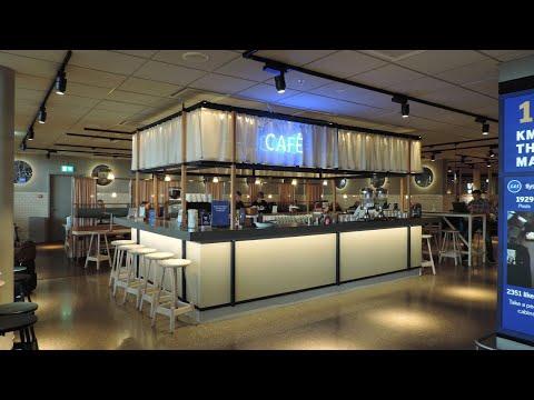 SAS Domestic Lounge, Oslo (OSL)
