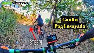 Halos Araw Araw Sya Mag Filinvest Trails - Ganito Na Sya Mag Ride Ngayon