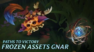 Paths to Victory: Frozen Assets Gnar - League of Legends thumbnail