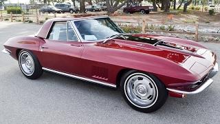 SOLD 1967 Chevrolet Corvette L71 427 435hp Convertible Bloomington Certified sale by Corvette Mike