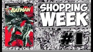 ComicIn! Shopping Week - Tag 1 - Wie man Comics online nicht anbieten sollte...