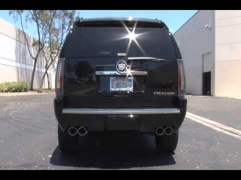 2013 2015 Cadillac Escalade Dual Exhaust 15179 Magnaflow