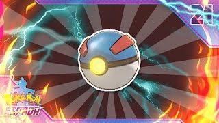 Pokémon Espada Ep.21 - LA CAPTURA DE UN POKEMON QUE NO ESPERABA PARA NADA