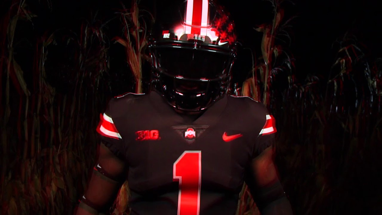 Ohio State S 2018 Alternate Uniform Reveal Youtube