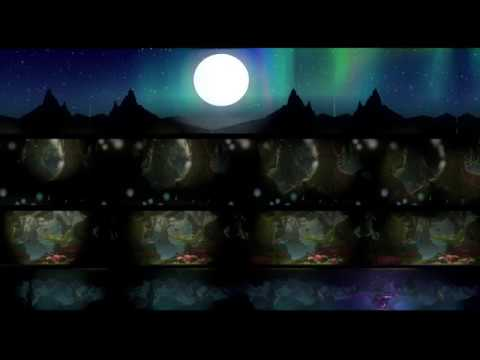 Bespoke Fairy-Tale Animation & Projection Mapping Wedding Arch