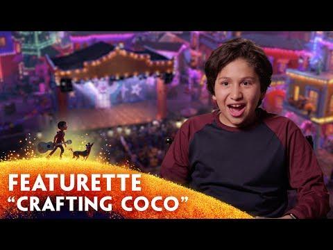 """""""Crafting Coco"""" Featurette - Disney/Pixar's Coco"""