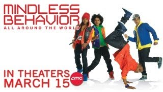 "Mindless Behavior in ""All Around The World"" (Official Movie Trailer)"