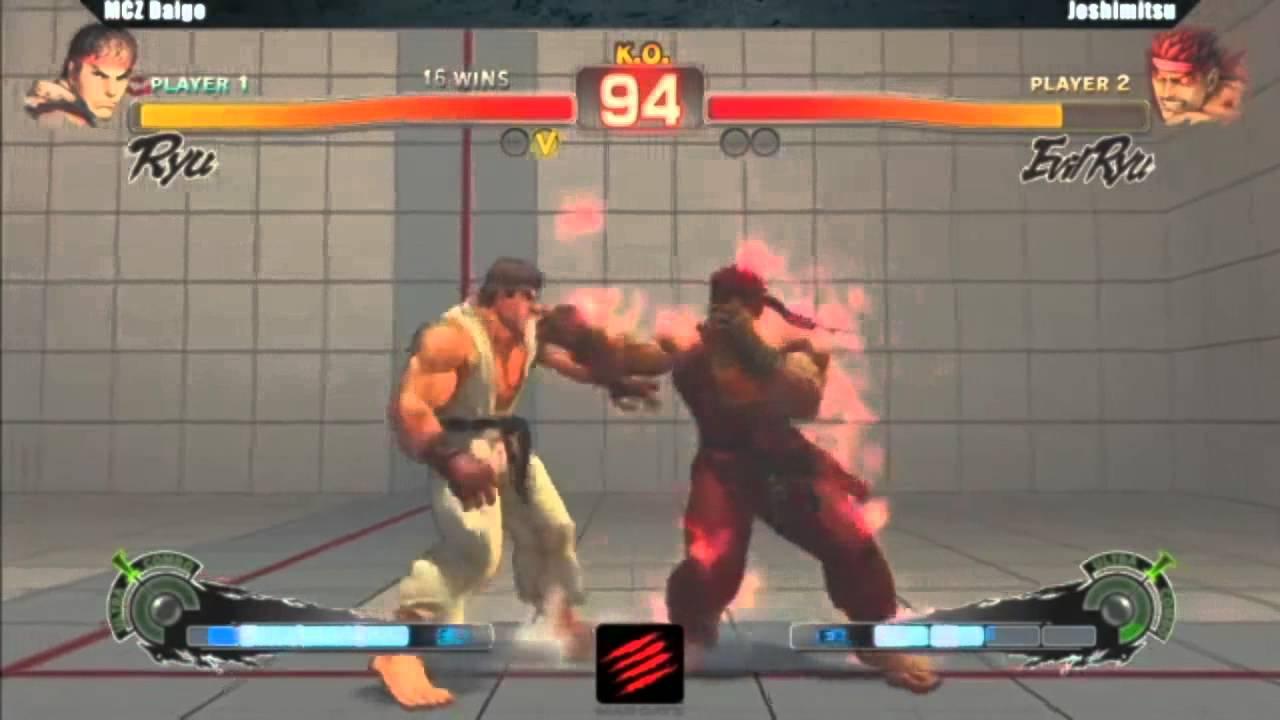 984c299bf010 MadCatz Unveiled - Ryu (Daigo) vs. Mad Catz Unveiled Crowd  2013.8 ...