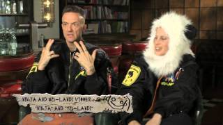 Exclusive Chappie Clip - Die Antwoord
