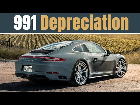 Why NOW is the best time to buy a Porsche 911 991 |  Buying and Depreciation guide