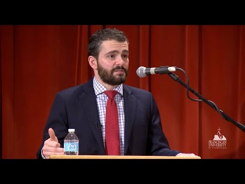 Dr. Ryan Anderson: Marriage Equality and Marriage Reality at the Supreme Court