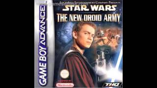 GBA Music: Star Wars - The New Droid Army