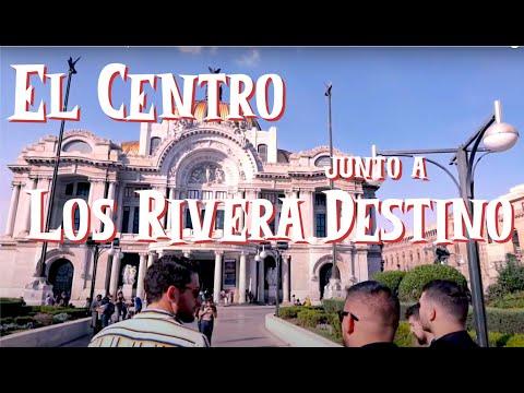 La Cotorrumba - El Centro Junto A Los Rivera Destino