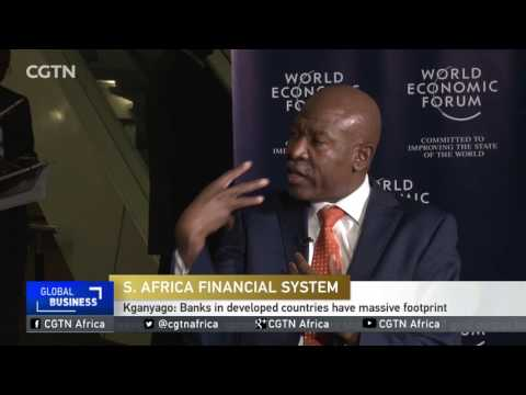 Interview: South Africa financial system