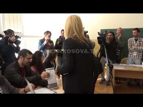 Voton kryeministri i Kosovës, Ramush Haradinaj- 22.10.2017- Klan Kosova
