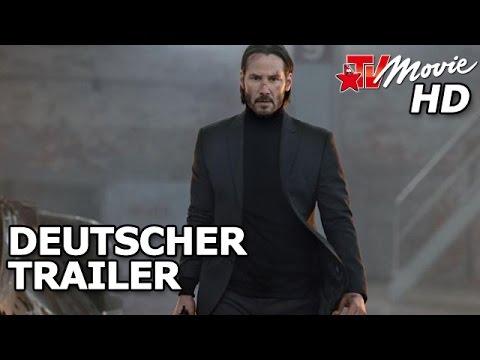 JOHN WICK - Offizieller Trailer deutsch/german HD mit Keanu Reeves