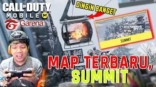 EKSKLUSiF MAP BARU SUMMiT 😂 Garena COD Mobile Indonesia