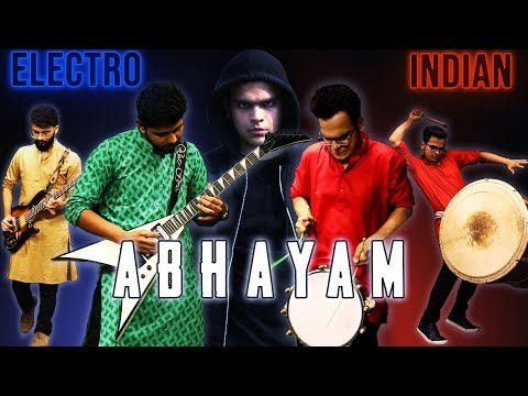 """Abhayam""© | Dhol-Tasha | Electro-Indian | Original Music Video"