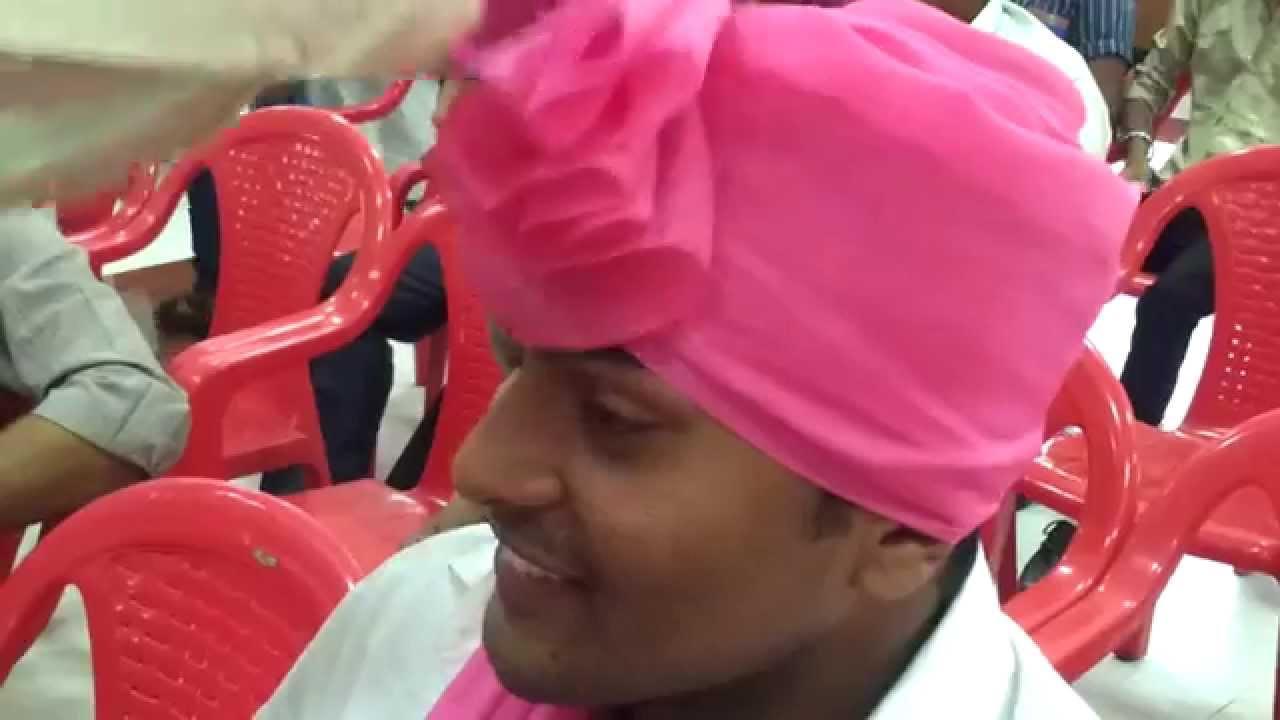 Tie Top Curtains South Africa: How To Drape Marathi Pheta (Maharastrian Turban)
