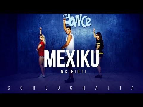 Mexiku - Mc Fioti | FitDance TV (Coreografia) Dance Video
