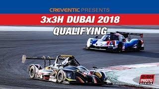 Hankook 3x3H DUBAI 2018 - Qualifying