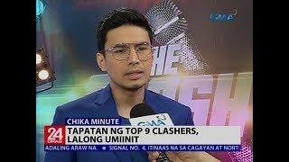 Tapatan ng top 9 clashers, lalong umiinit
